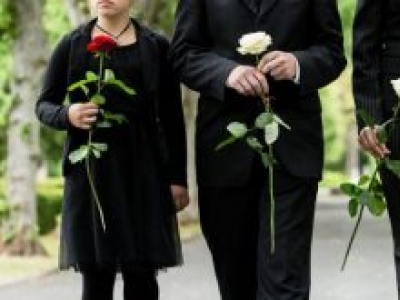 Why Do We Wear Black to a Funeral?